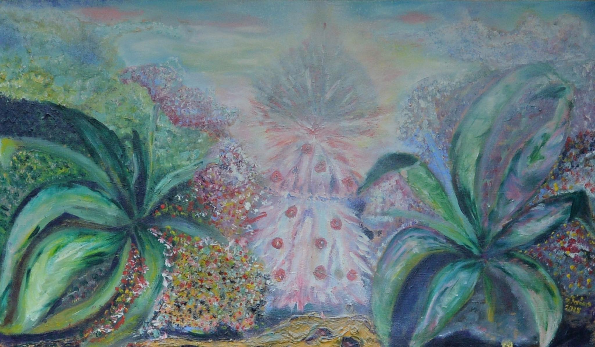 Apparition of Santa Lucia